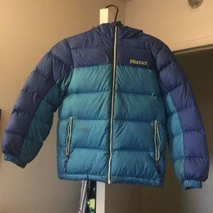 Marmot coat kids